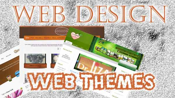 Web Design And Web Themes
